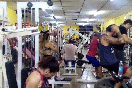 Bunker Gym