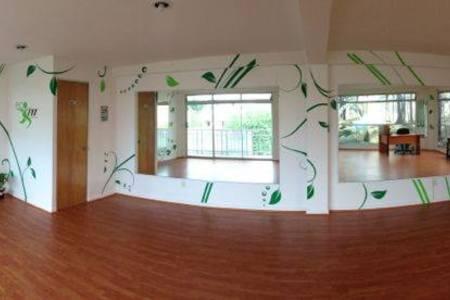 Ecofit Fitness Center. -