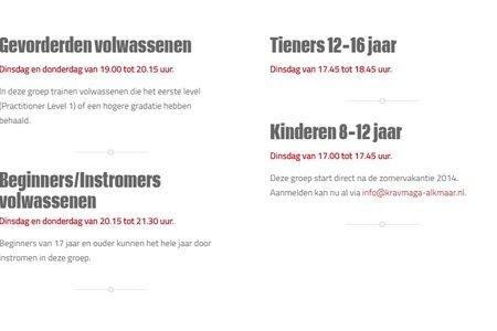 Krav Maga Noord-Holland