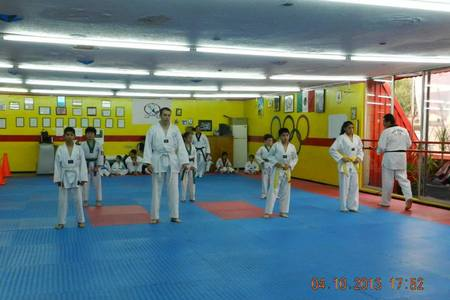 Fundación Nacional de Taekwondo.