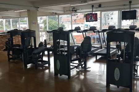 Academia Space Fit - Campo Limpo