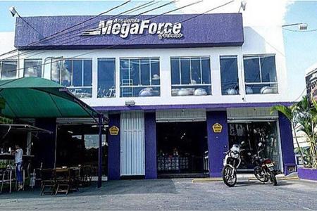 Academia Mega Force -