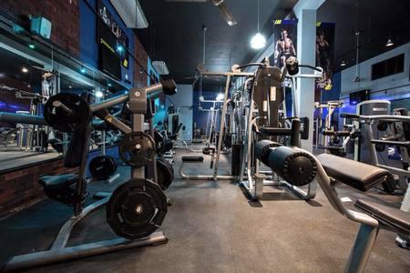 Armor Gym Centro