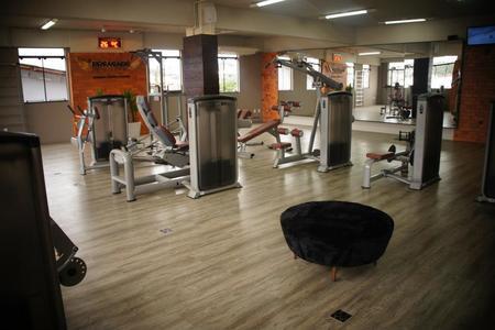 Premiare Center - Sala de musculação da Academia Premiare Center