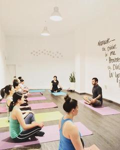 Estudio San Rafael Yoga -