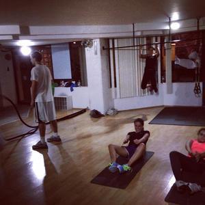 Ossakka Fitness Center Pedregal