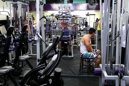 Academia Iron Fitness