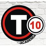 Academia T10 - logo