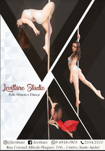 Levittare Studio - Pole, Fitness & Dança -