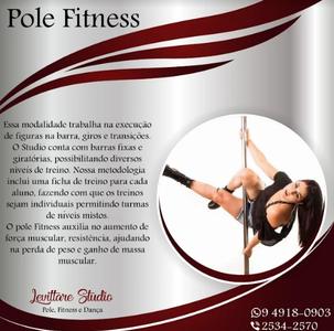 Levittare Studio - Pole, Fitness & Dança