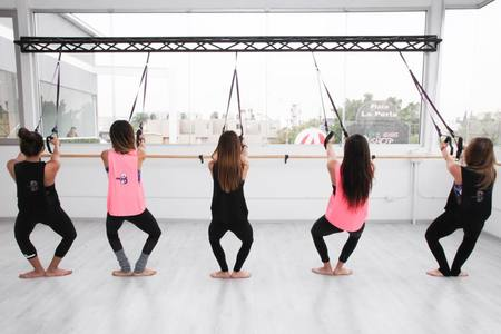 B Studio Hiit and Barre