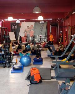 In Gym Almagro -