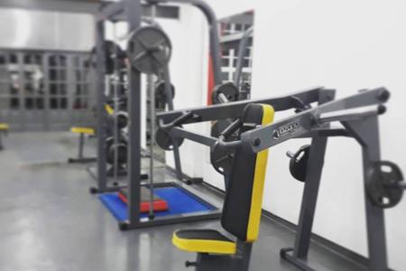 Pampa Fitness -