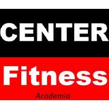 Center Fitness Academia São Sebastião - logo