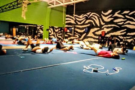 Crossbox Training -
