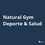 Natural Gym Deporte & Salud - logo