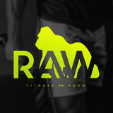 Raw Fitness Room - logo