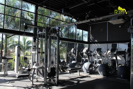 RAW Fitness Room