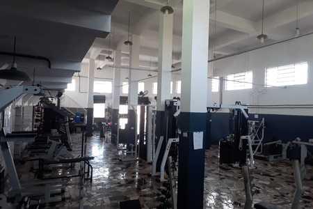 Omega Gym academia -
