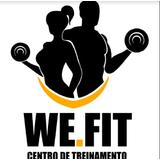 We.fit Centro De Treinamento - logo