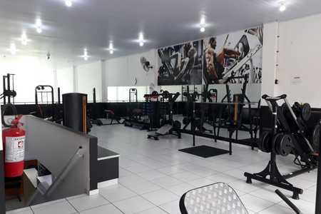 Academia movimento do Corpo -