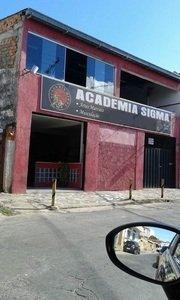 Academia Sigma de Artes Marciais e Musculação