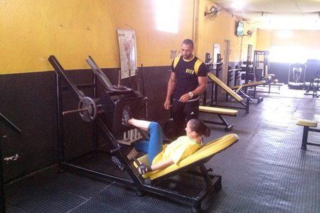 Academia Over Fitness -