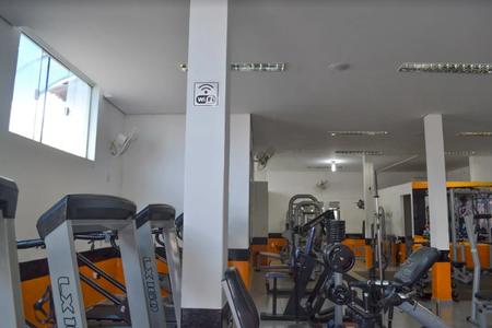 WE.FIT centro de treinamento