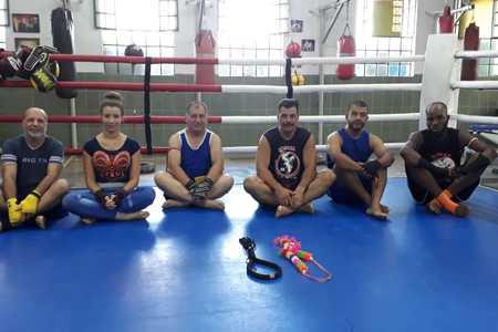 Ct Muay Thai unidade 1 -