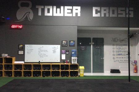 TOWER CROSS -
