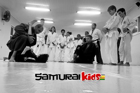 Academia Samurai -