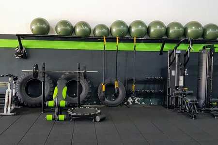 Energy For Life centro de treinamento