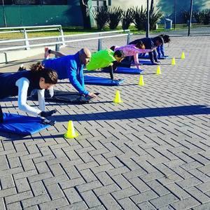 Magic Running Team Parque Avellaneda