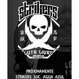 Strikers Legacy - logo