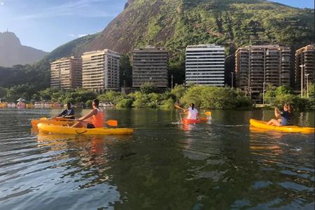 Tribus Adventure - Unidade Lagoa