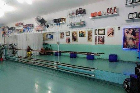 Academia Semíramis - Escola de Danças Lisleine Diniz -