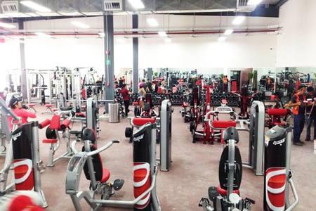 Energy Fitness Parque Vía Vallejo -
