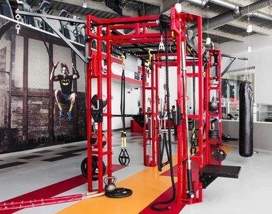 Energy Fitness - Reforma 222