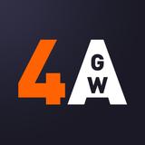 4 All Gym & Wellness - logo