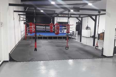coliseo gym -