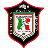 Excelencia Marcial Mexico Taekwon Do Tradicional Itf - logo