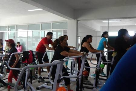 Studio 54 Fitness Ex-Salon Delfin