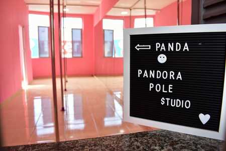 PANDORA POLE STUDIO
