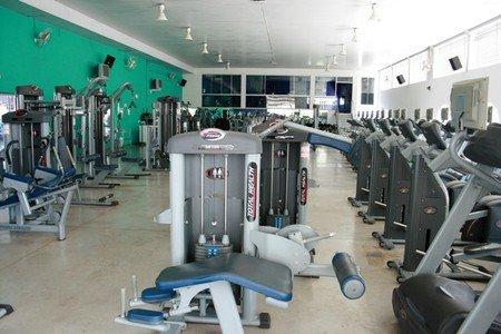 Health Club Total -