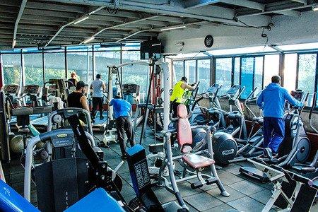 Ego's Gym -