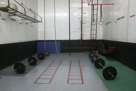 Spartan Cross Fitness -