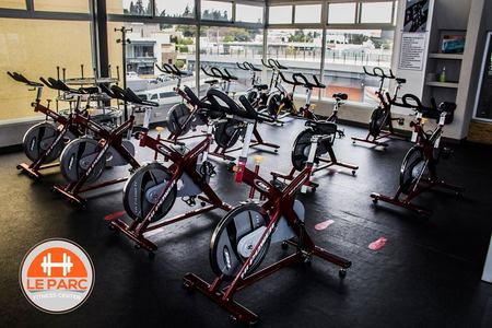 Le Parc Gym Zona Universitaria