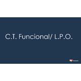 C.t. Funcional/ L.p.o. - logo