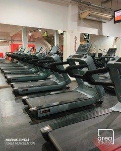 Área Fitness -