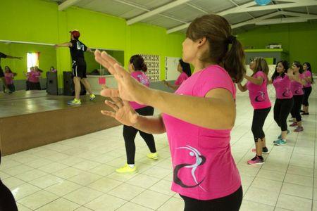Olympus Fitness Dance Studio -